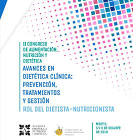 II Congreso de Alimentación, Nutrición y Dietética